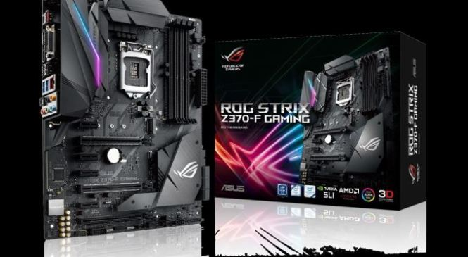 The ASUS ROG Strix Z370-F Gaming Review: A $200 Motherboard at 5.1 GHz