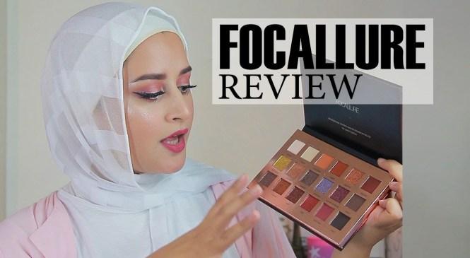Focallure Products Review PART1 | ألجزء الأول من ريفيو منتجات فوكالور