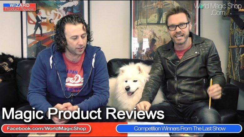 Wizard Product Review 28-3-18 #310