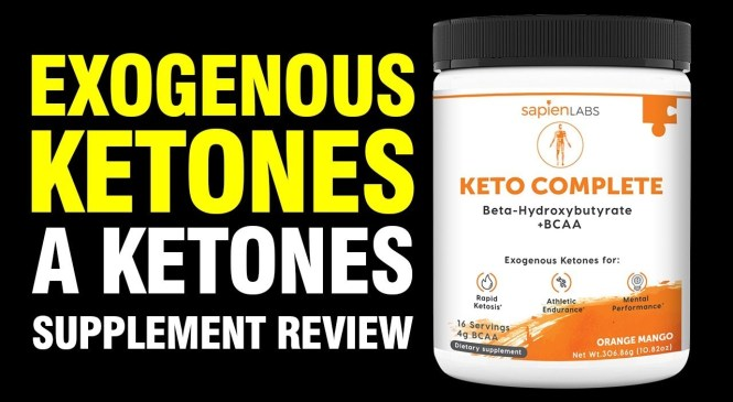 EXOGENOUS KETONES? My Opinion & Product Review – Keto Complete