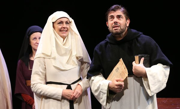 Review: In 'The Saintliness of Margery Kempe,' a Comically Restless Mystic