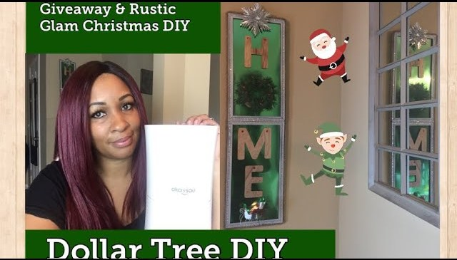 Dollar Tree Diy featuring Okaysou Product Review and Giveaway Contest
