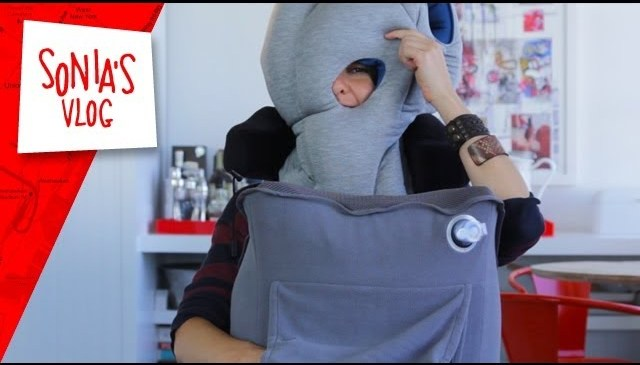 Product Review: Travel Neck Pillow Review