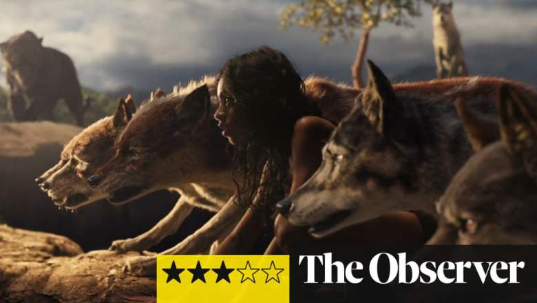 Mowgli: Legend of the Jungle review – a stunningly strange beast