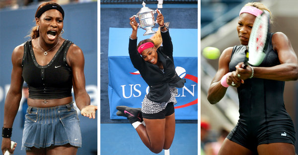At the U.S. Open, It's What You Wear