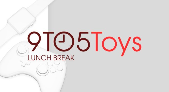 9to5Toys Lunch Break: iPhone XR Pre-order Deals, Lexar Lightning Flash Drive $25, Insignia HomeKit Light Switch $20, more