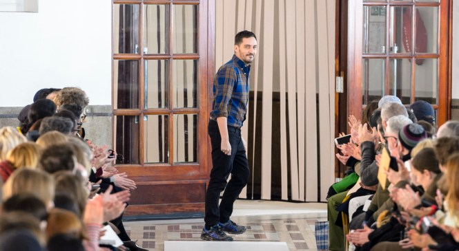 Carven Creative Director Serge Ruffieux Steps Down After Just 3 Seasons
