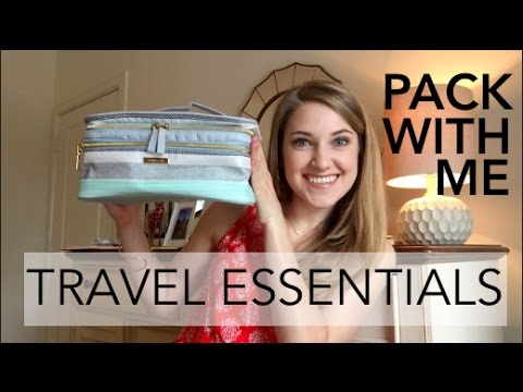 Travel Essentials | Target Travel Case Product Review || This or That