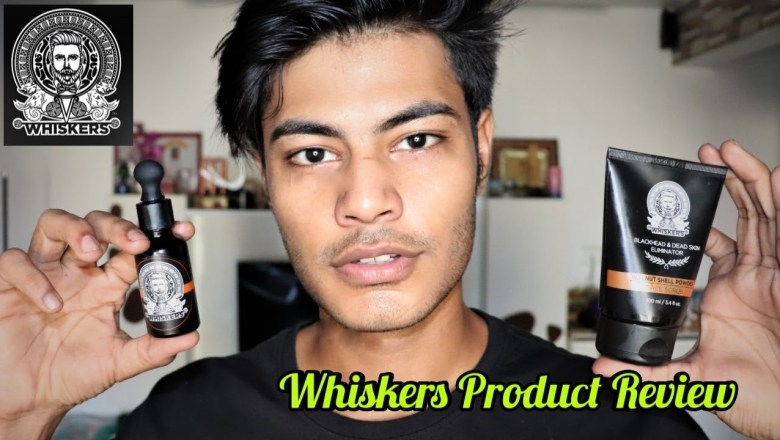 RANNVIJAY SINGH'S WHISKERS PRODUCT REVIEW II MEN'S LIFESTYLE