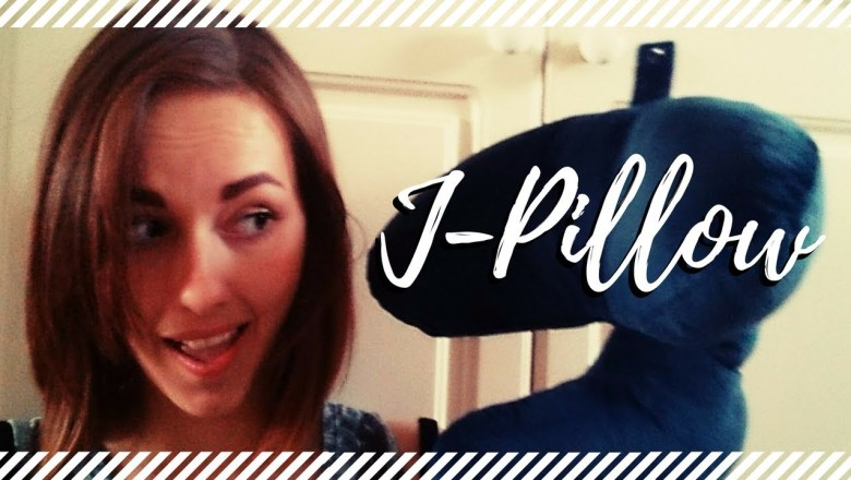 PRODUCT REVIEW || The J-Pillow Travel Pillow || Travel Gear