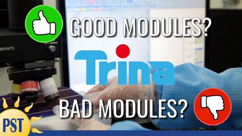 Trina Solar | Product Review | Good or Bad?