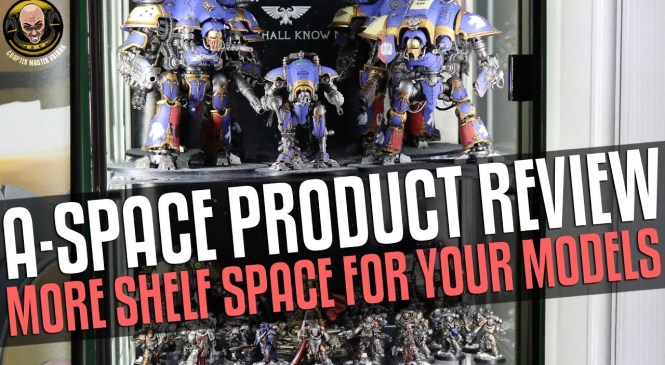 A-Space Product review: More shelf space in your IKEA Detolf display Cabinet!