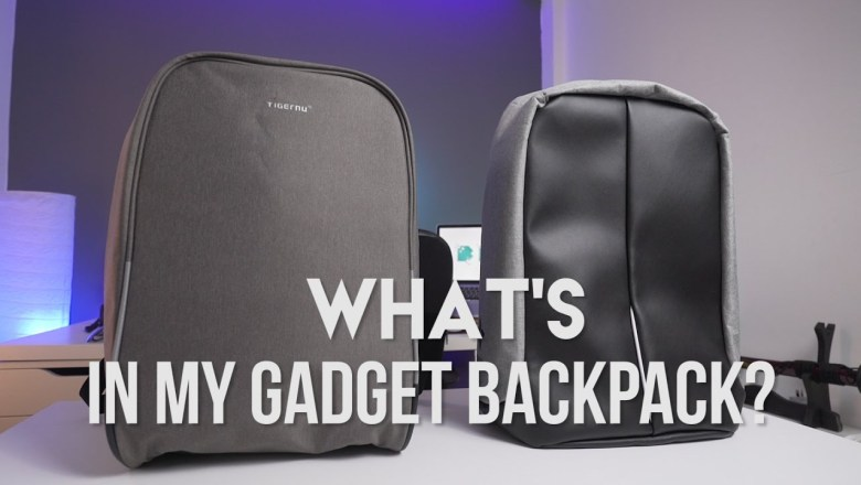 TAS BUAT GADGET!! Tigernu & Machtig Anti-Theft Backpack Review!