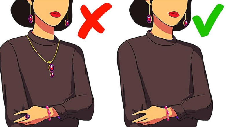 28 DRESSING RULES THAT EVERYONE SHOULD LEARN ONCE AND FOR ALL