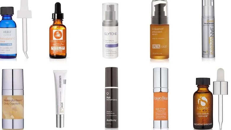 top 10 Best Face Serum ||  Best Anti-Aging Serums