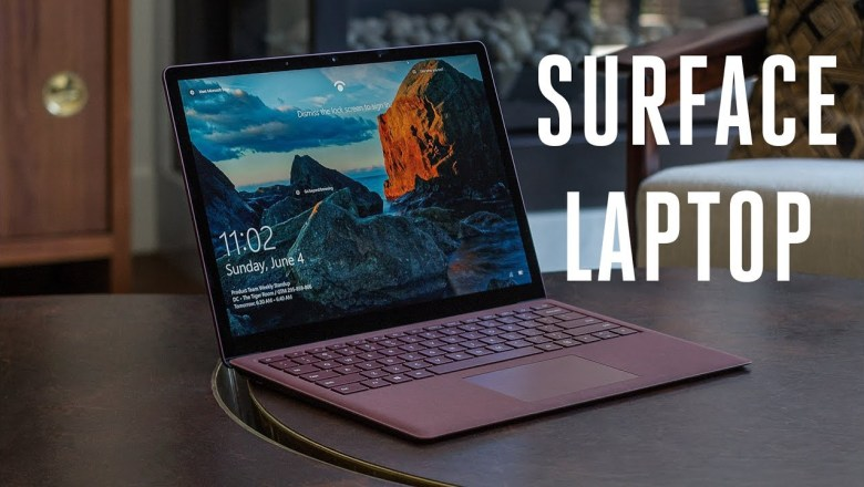 Surface Laptop review: Microsoft takes on the Air