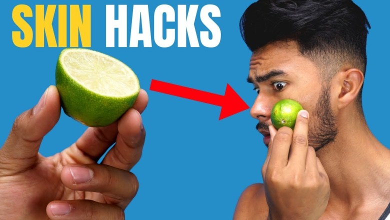 7 Weird Skin Care Hacks Most Guys Don't Know