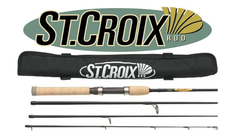 St. Croix Triumph Travel Rod (Product Review)
