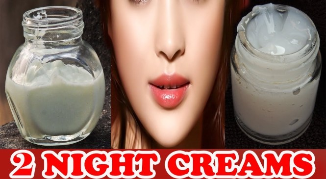 BEST ANTI AGING NIGHT CREAM | BEST FACE MOISTURIZER | FACE CREAM & NATURAL SKIN CARE FOR OILY SKIN