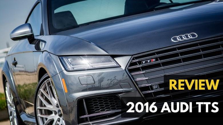 Audi TTS Review (2016) – Gadget Review