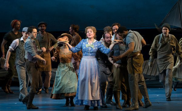 'Carousel' Will Close on Broadway in September