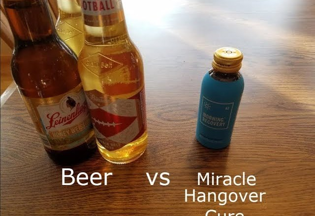 Honest Morning Recovery Drink Review – Miracle Hangover Cure??