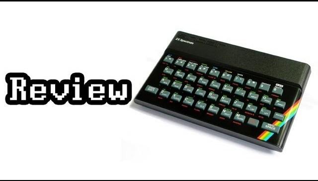 LGR – Sinclair ZX Spectrum 48k Computer Review