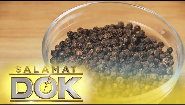 Salamat Dok: Health benefits of pepper
