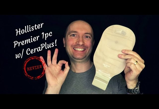 Hollister Premier 1pc w/ CeraPlus: Ostomy Product Review!