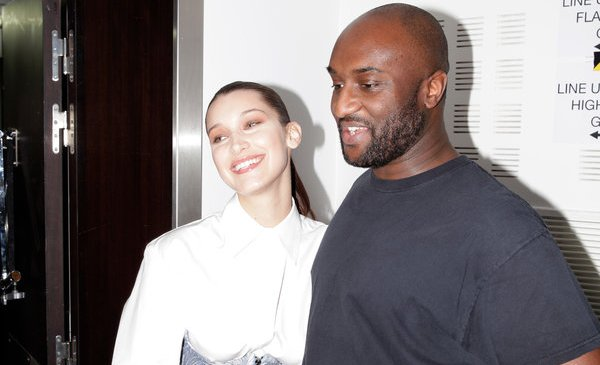 A Whirlwind Paris Fashion Week With Virgil Abloh