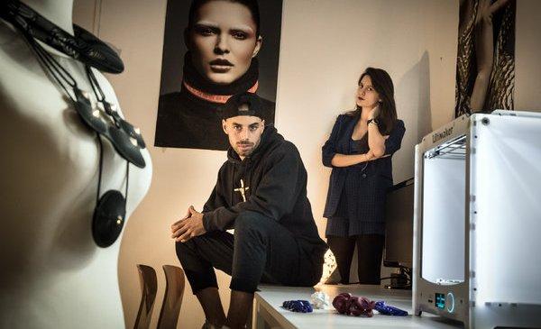 In Berlin, a Design Studio Puts Luxury Into 3-D