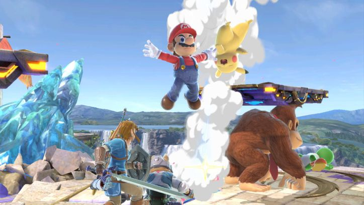 Playing Super Smash Bros. Ultimate makes me feel like a kid again – CNET