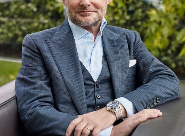 On the Road With Georges Kern of Breitling