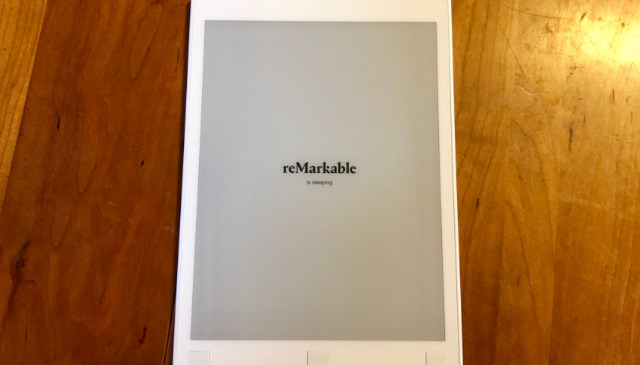 reMarkable tablet: A software update makes this forgotten gadget incredibly useful