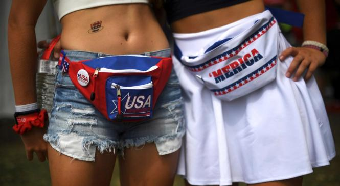 Fanny packs are one of humankind's oldest accessories
