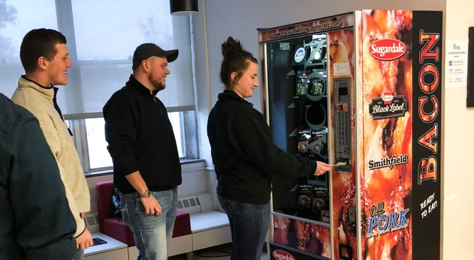 I Have a Few Questions About This Bacon Vending Machine