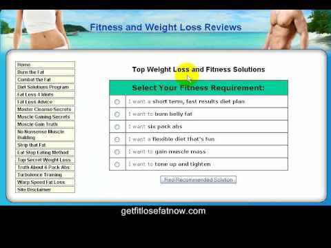 Top 15 Fitness and Weight Loss Product Reviews
