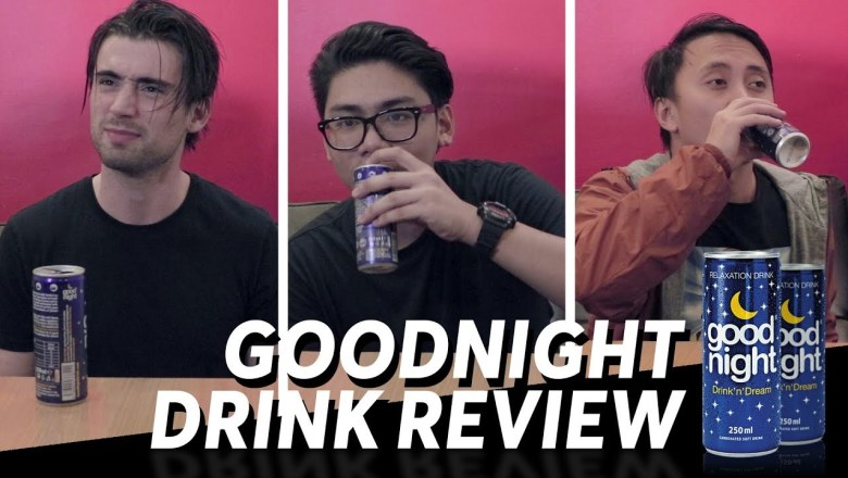 Goodnight Drink 'n Dream REVIEW (ft. Bret Maverick and Den Gerard)