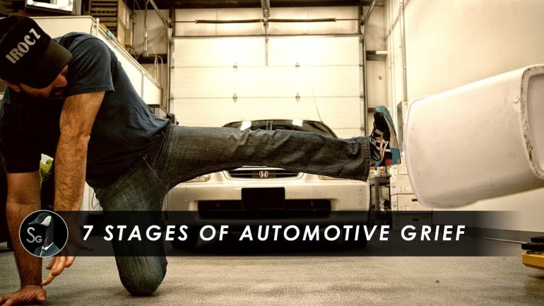 7 Stages of Automotive Grief | A Mechanics Perspective