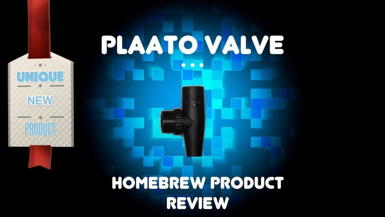 Plaato Valve Homebrew Product Review 4K HD