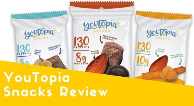 YouTopia Snacks {FULL PRODUCT REVIEW}