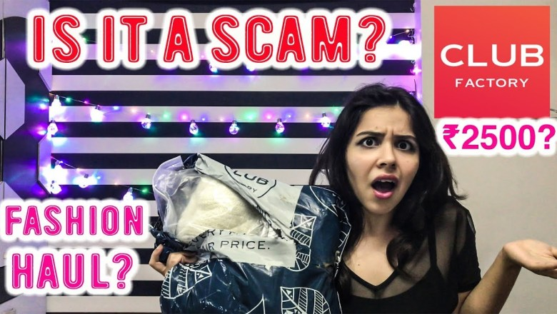 Club Factory Fashion Haul & Review – Online Shopping In India | Heli
