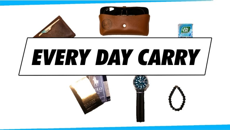 Top 5 EDC Fashion Accessories EVERY MAN SHOULD CARRY | Essential FASHION EDC Items for Men