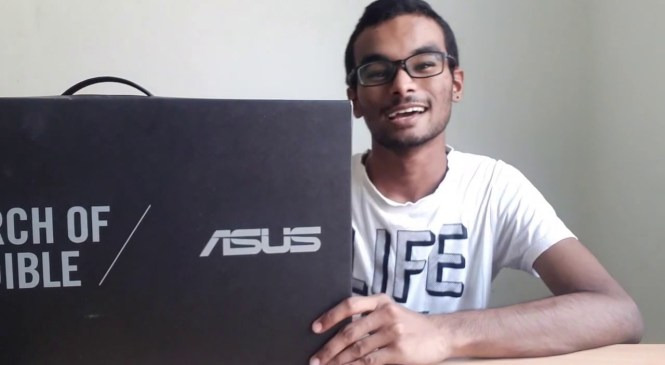 My First Product Review | Asus A556U