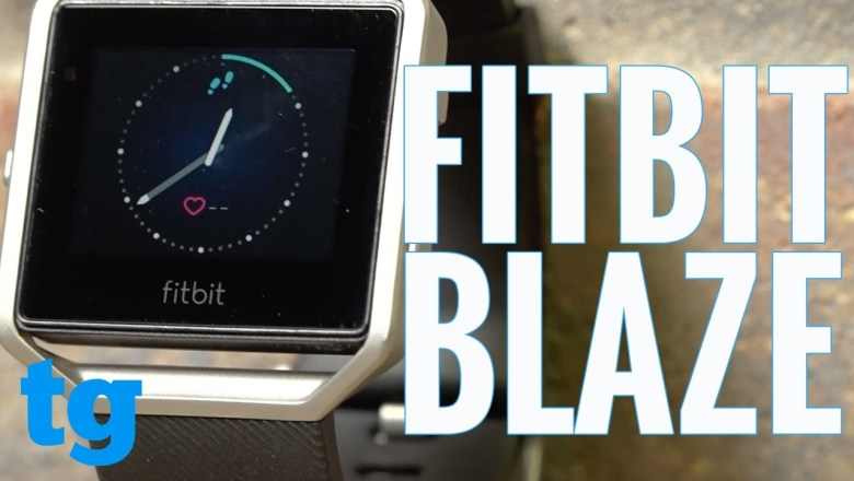 Product Review: Fitbit Blaze Fitness Tracker