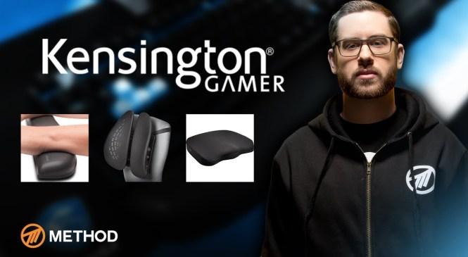 Ergonomics are Important! Kensington Gamer Product Review