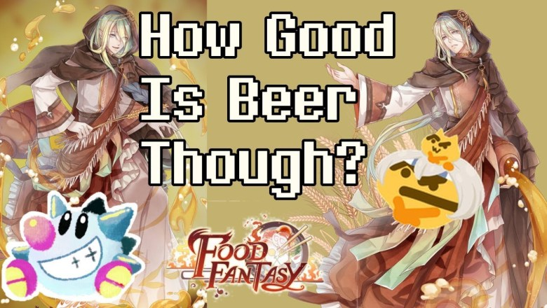 Food Fantasy | Is Beer Really Good? Food Soul Review!