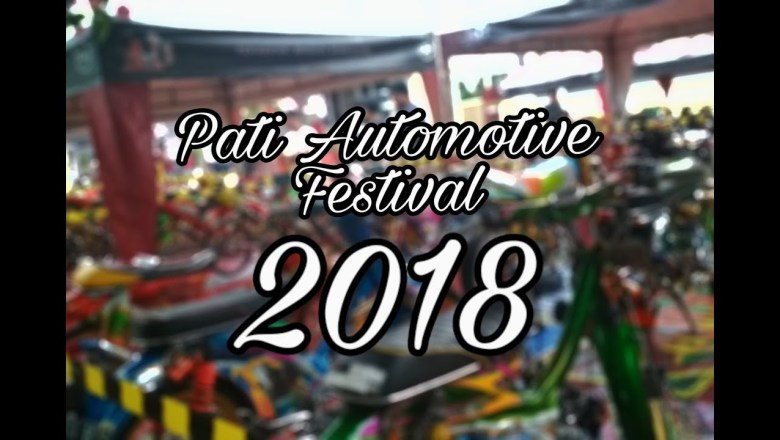 Wow!!! Contest Oto trend Pati Automotive Festival 2018 di Plaza Pragolo