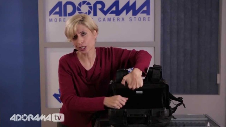 Pelican S140 Sport Elite Tablet Backpack: Product Overview: Adorama Photography TV