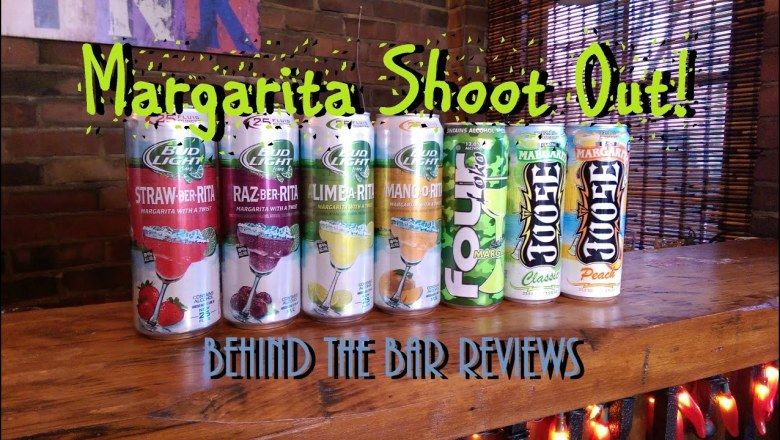 Margarita Malt Beverage Shoot Out Review!